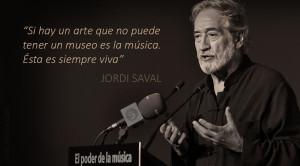Jordi Savall, la leyenda viva que sigue emocionando al mundo