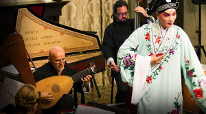 Música Antigua en la Corte Imperial China
