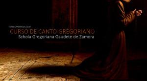Curso de iniciación al Canto Gregoriano en Zamora