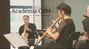 Acadèmia CdM 2019 – Un programa en torno a la Europa musical del Renacimiento