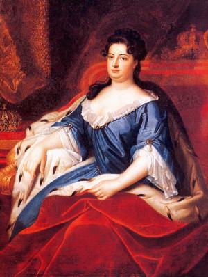 Sofía Carlota de Hannover, reina, música y mecenas de compositores