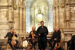 Carles Magraner ilumina la búsqueda del patrimonio musical en el centro de Andalucía con El Grial