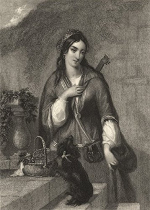 Glee maidens, juglaresas en la Inglaterra medieval