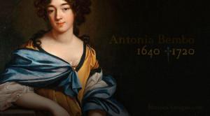 Antonia Bembo, compositora veneciana en la corte del Rey Sol