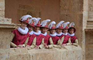 La Generalitat Valenciana acoge las Danzas de los Seises del Corpus