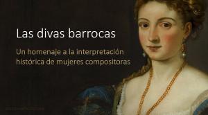 Objetivo: El reconocimiento y la difusión de la obra de mujeres compositoras