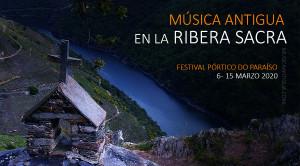 El festival Pórtico do Paraíso se extiende a la Ribeira Sacra por primera vez