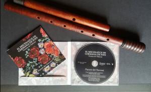 Nuevo disco de Piacere dei Traversi que reivindica a Germana de Foix como símbolo cultural del Renacimiento