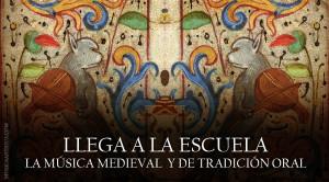 Una oportunidad de conocer y cantar la música de los siglos IX al XV