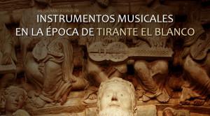 Los instrumentos musicales en Tirant lo Blanc