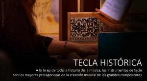 La enseñanza de la tecla histórica