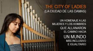 """Campaña para sufragar la grabación de """"La ciudad de las damas"""" de Catalina Vicens y Servir Antico"""