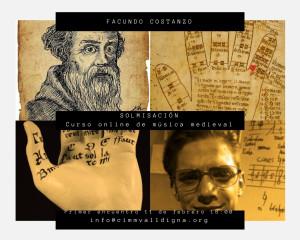 Nuevo curso de solmisación para el canto eclesiástico con Facundo Costanzo en el CIMM de la Valldigna