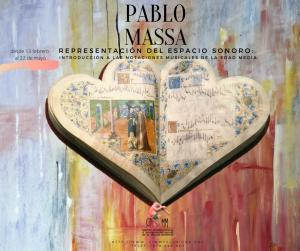 La teoría y modos medievales llevados a la práctica con el curso gratuito del argentino Pablo Massa en el CIMM