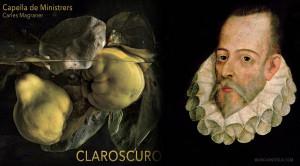 Claroscuro, el esplendor de la música del tiempo de Cervantes