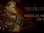 Conmemoración de los 800 años del nacimiento de Alfonso X
