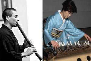 Cómo suenan los instrumentos del Japón antiguo: koto y shakuhachi