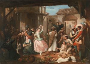 La música en las Novelas Ejemplares de Cervantes