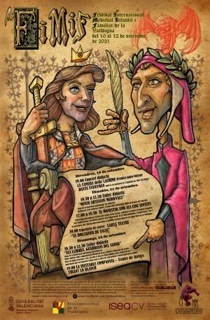 El 'revival' de la Edad Media inunda la programación del FIMIF, festival pionero en Europa para público infantil y familiar