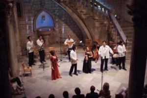 Ars Longa en concierto