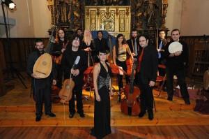 I Concurso Internacional de Música Antigua del Festival de Gijón