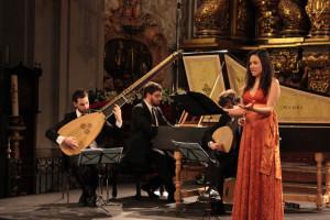 El patrimonio comparte protagonismo con el pentagrama en el XXIX Festival de Música Antigua